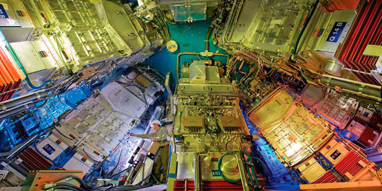 List Of Cars >> National Ignition Facility recreates the interior of heavy ...