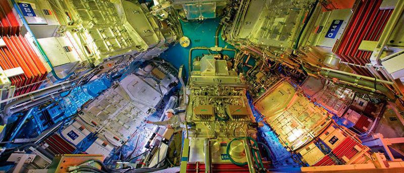 National Ignition Facility recreates the interior of heavy stars