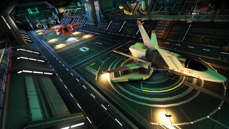"photo image No Man's Sky version 1.3 lands this week for free, adds ""quick-travel"" portals"