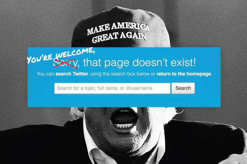Here's a way to silence Trump on Twitter: Buy the microblogging service