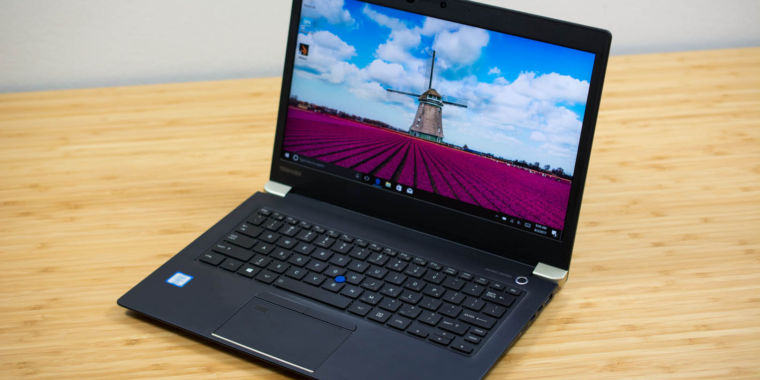 Toshiba Portégé x30 review: What can work laptops learn from