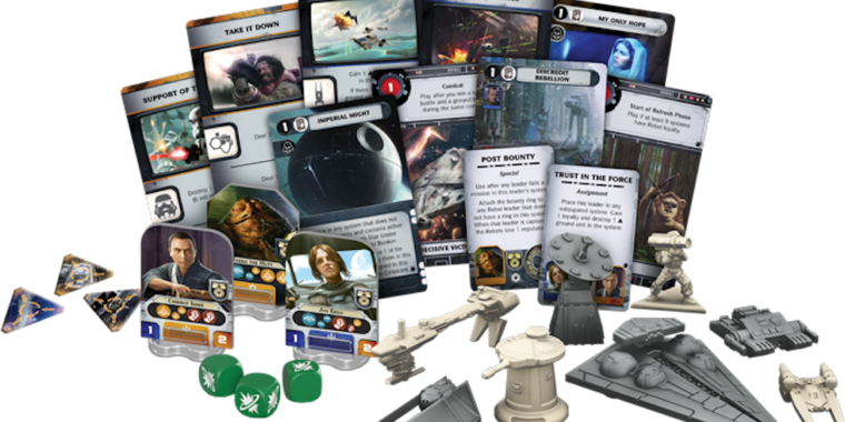 photo image Rise of the Empire expands Star Wars: Rebellion in all the right ways