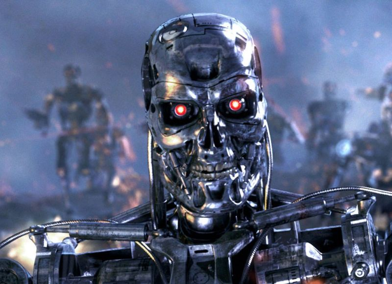 HAVE YOU HEARD THE GOOD NEWS ABOUT OUR LORD AND SAVIOR SKYNET