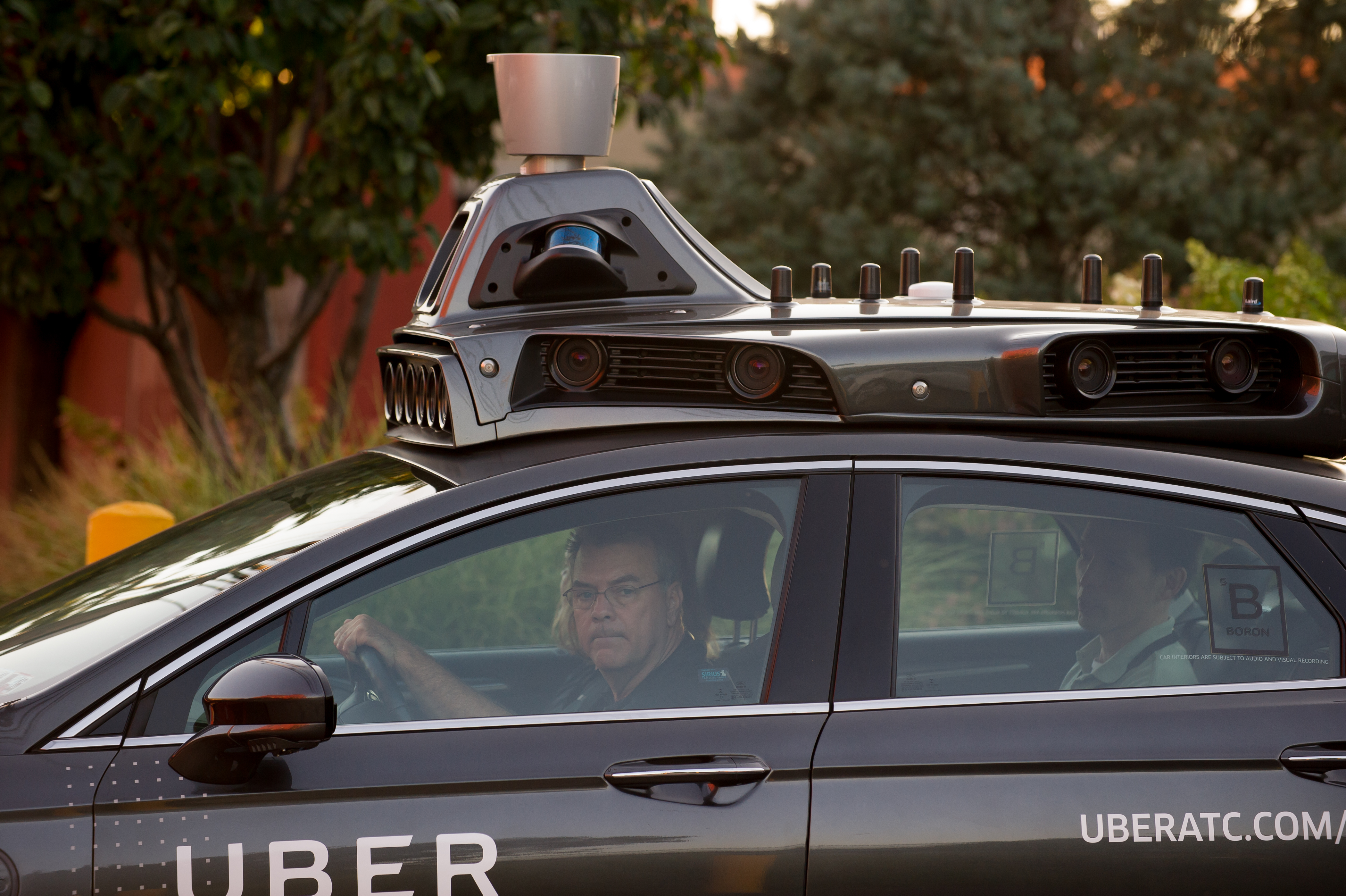 Uber Vehicle List >> Appeals court rejects Uber's attempt to dodge trial: No ...