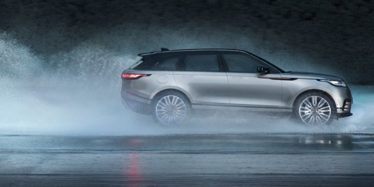 Range Rover Velar review: A handsome slab of British luxury | Ars
