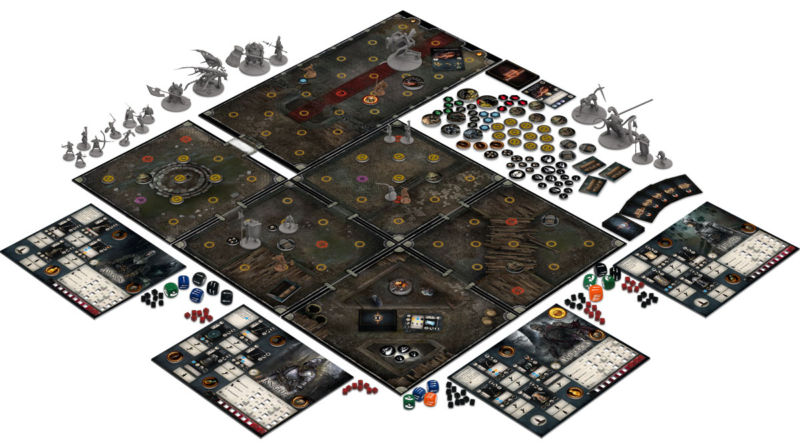 """Prepare to die"" in Dark Souls: The Board Game"