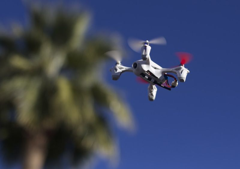 Judge overturns local law that effectively banned drones over small town