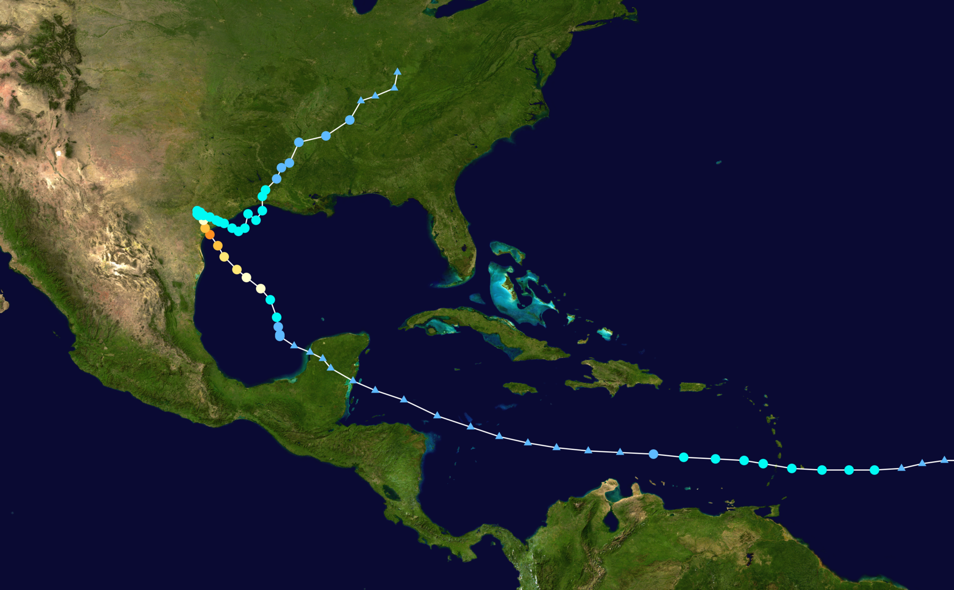 hurricane forecasting Hurricane forecast computer models by dr jeff masters, director of meteorology the behavior of the atmosphere is governed by physical laws which can be expressed as mathematical equations.