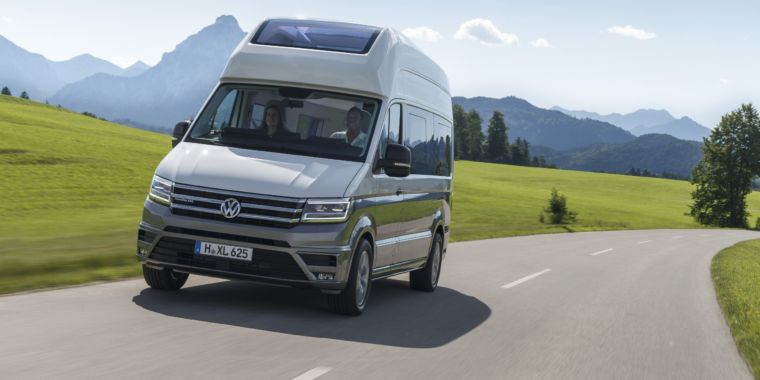 vw s california xxl an amazing camper van that needs to come to the us ars technica. Black Bedroom Furniture Sets. Home Design Ideas