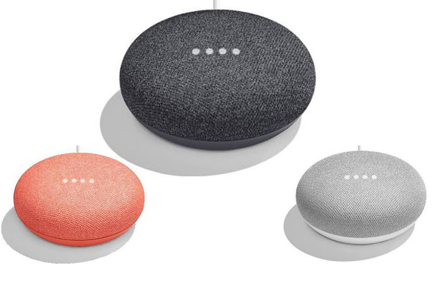 Meet the really cheap Google Home Mini and really expensive Chromebook Pixel 3