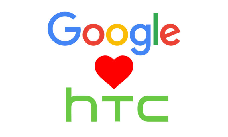 Google/HTC deal is official, Google to acquire part of HTC's smartphone team