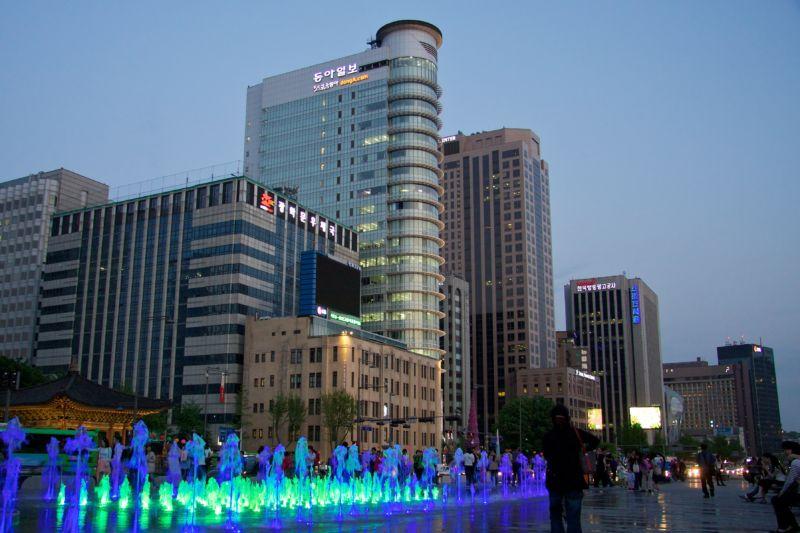 Soeul, South Korea.