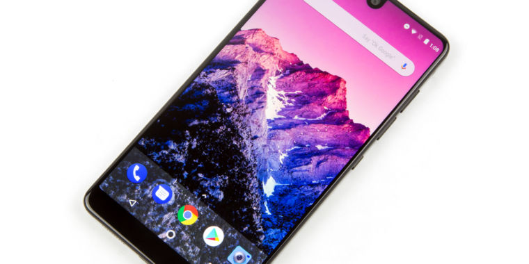 The Essential Phone gets a $200 price drop, now $499