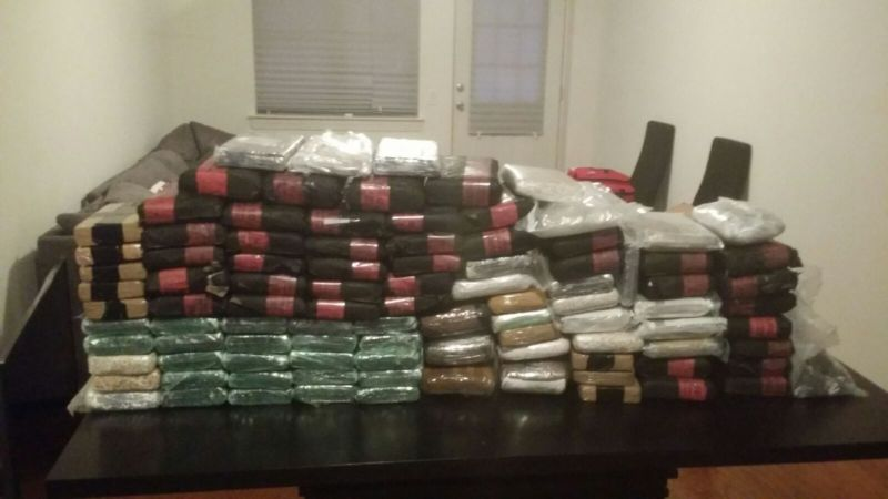 Record seizure of fentanyl in Queens NY could kill 32 million people.