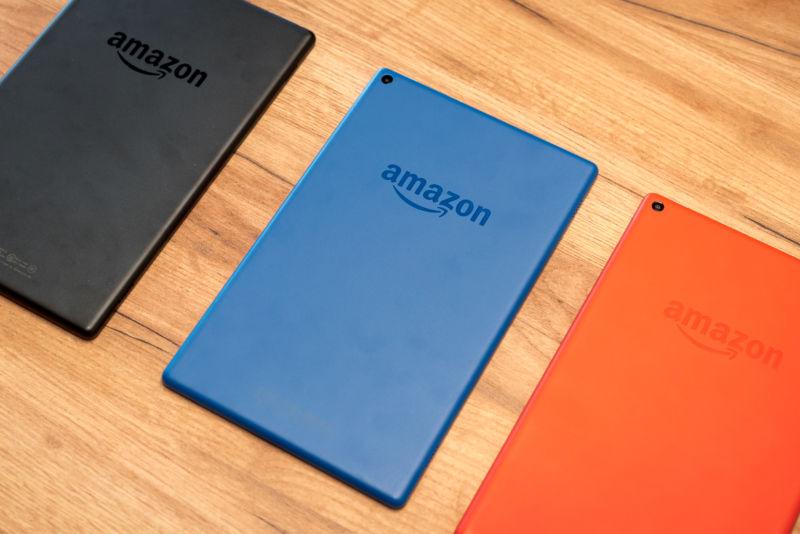 New Amazon Fire HD 10 adds full HD display, hands-free Alexa
