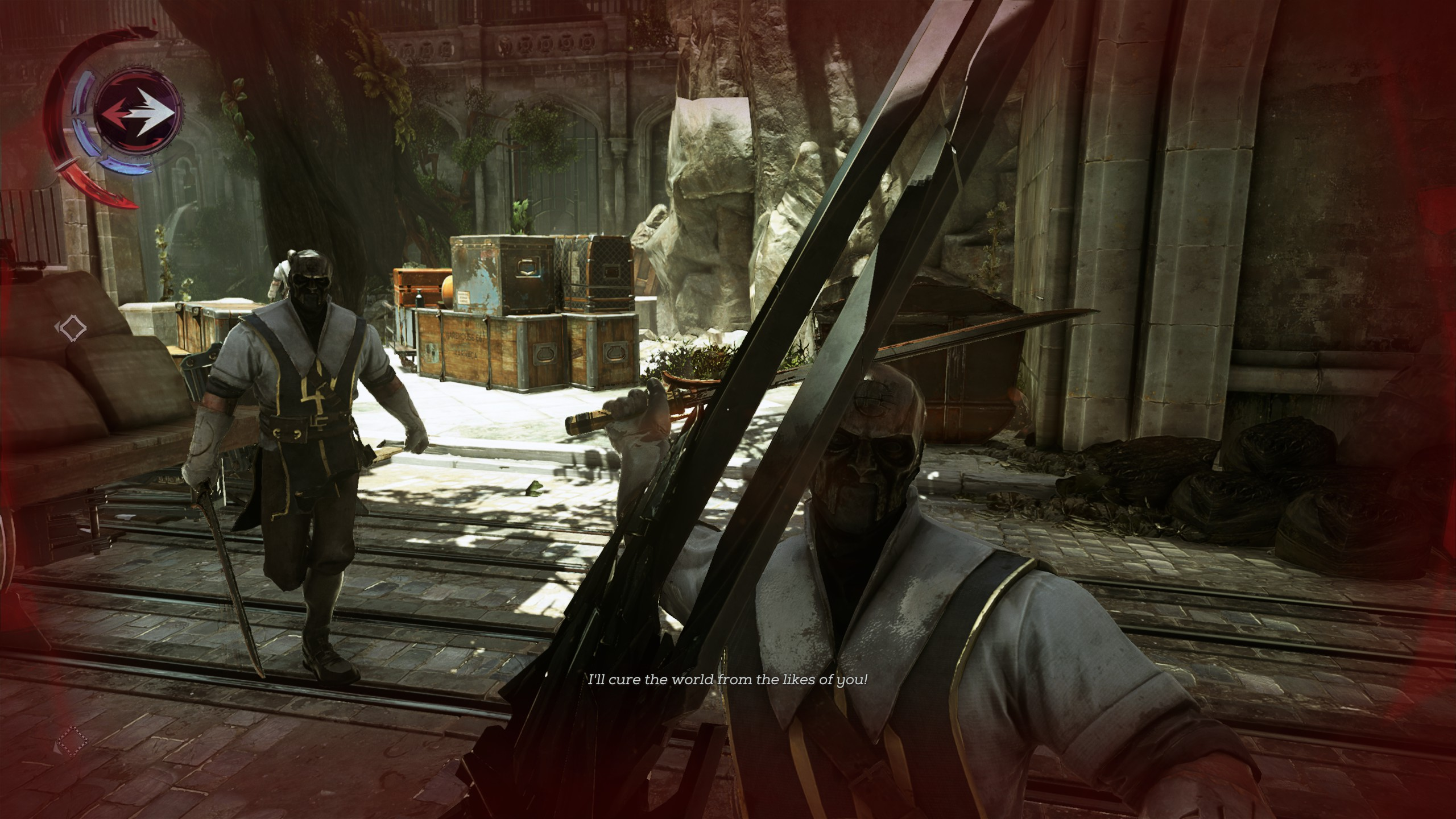 Dishonored Death Of The Outsider Review No Gods No Kings Ars