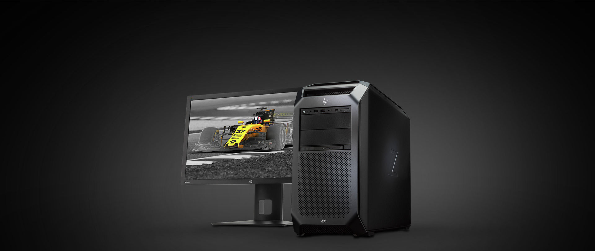 HP shows us what a real PC workstation looks like with a 56-core
