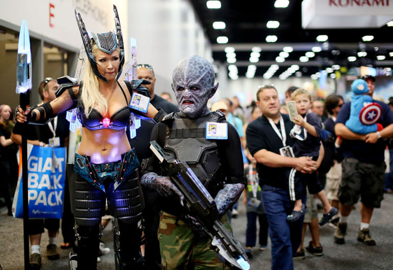 "San Diego Comic-Con prepares for IP ""genericide"" warfare."