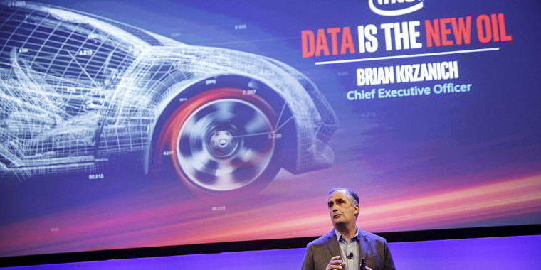 Intel CEO sold all the stock he could after Intel learned of security bug