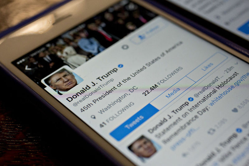 Twitter explains why Trump can use site as venue for violence, hate