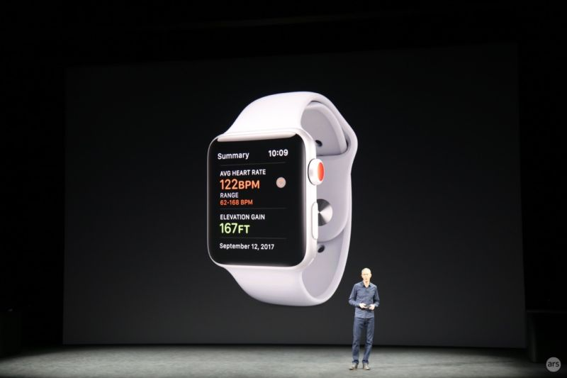 Apple untethers Series 3 Watch with new standalone LTE service