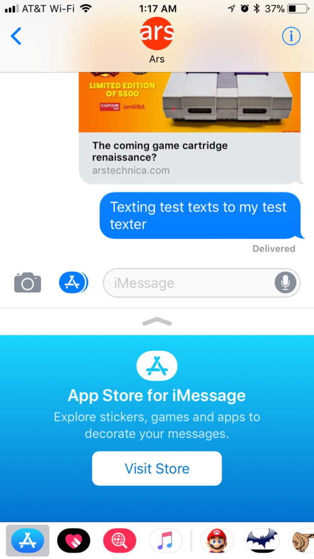 iOS 11, thoroughly reviewed | Ars Technica