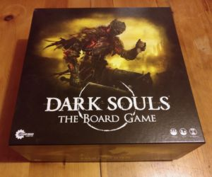 The base game comes in a hefty enough package; imagine how much shelf space the full Kickstarter set of expansions will take.