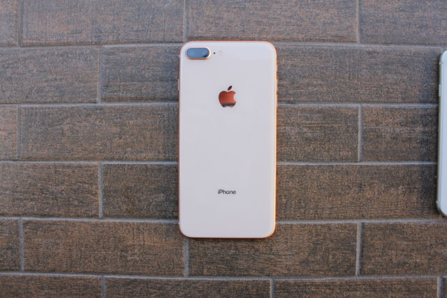 best cheap ced7b d6379 iPhone 8 and 8 Plus review: The curious case of the time-traveling ...