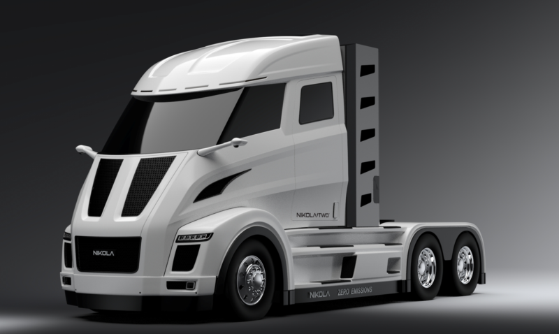 This is what the Nikola Two will look like.