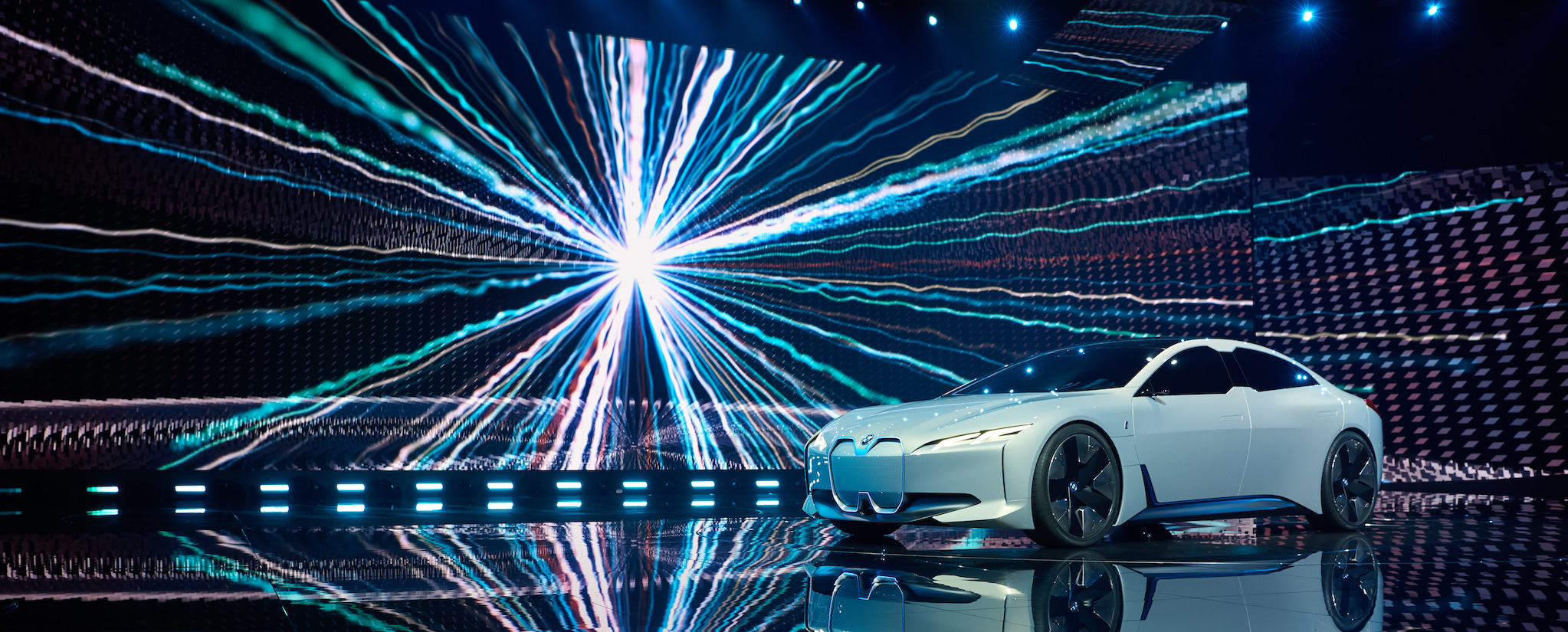 The BMW i Vision Dynamics Concept.