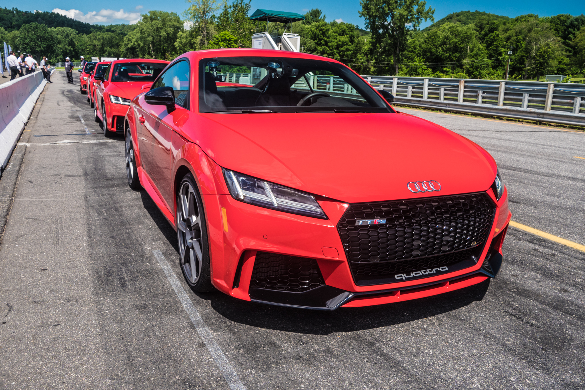 Audi Sports Rs3 And Tt Rs The Same Engine But Very Different Cars