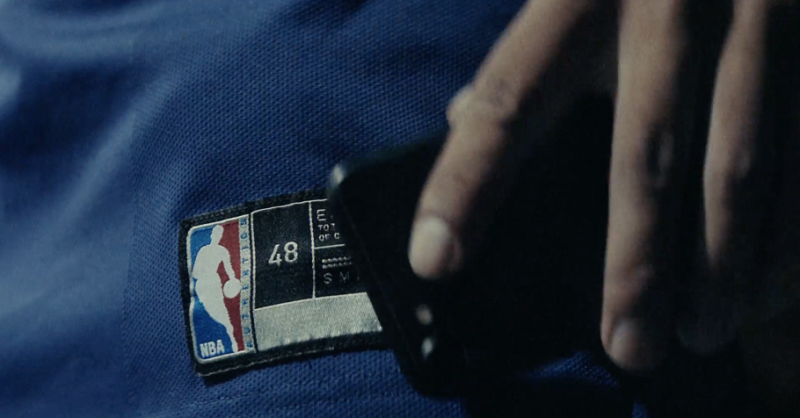 Nike brings embedded NFC chip to connected National Basketball Association jerseys