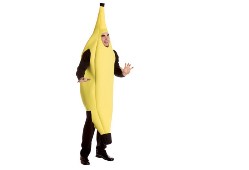 A banana-man, or man-ana.