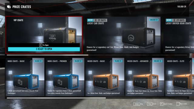 """Loot boxes have reached a new low with Forza 7's """"pay to"""