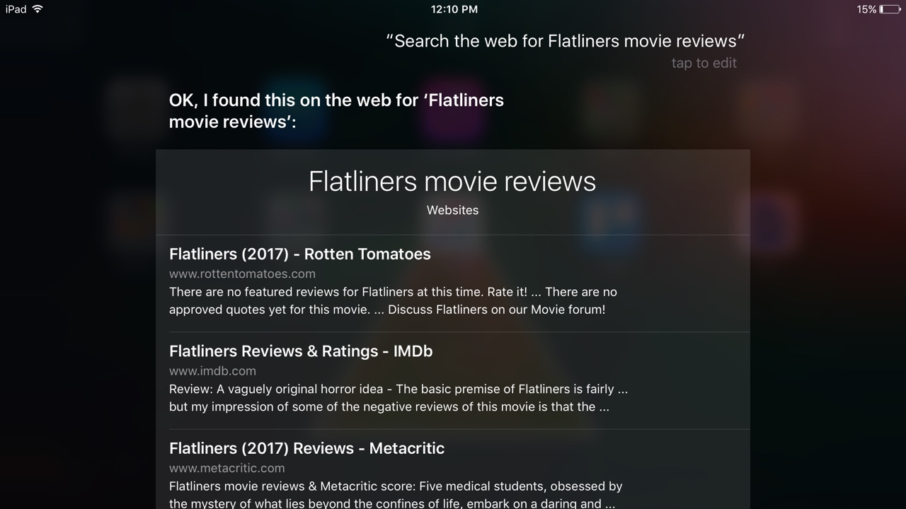 Siri and Spotlight will now use Google, not Bing, for Web searches ...