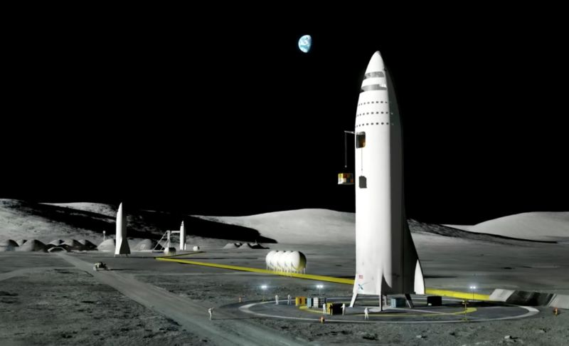 Innovative senior living. Image result for space x bfr