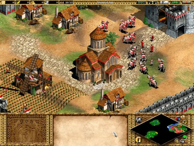 Build, gather, brawl, repeat: The history of real-time strategy