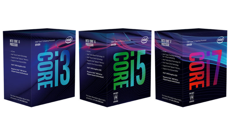 Intel Coffee Lake i7-8700K brings six cores to the mainstream on October 5