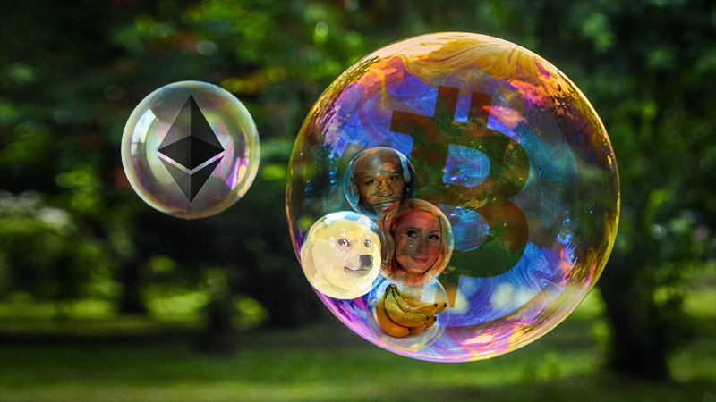 Explaining the new cryptocurrency bubble—and why it might not be all bad