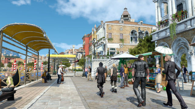 The PC issues that need fixing before Final Fantasy XV launches on