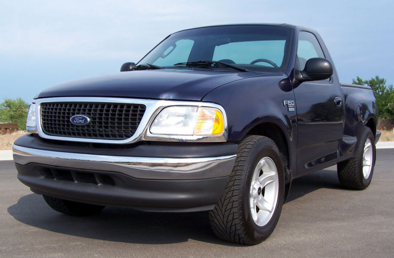 A 2003 Ford F-150