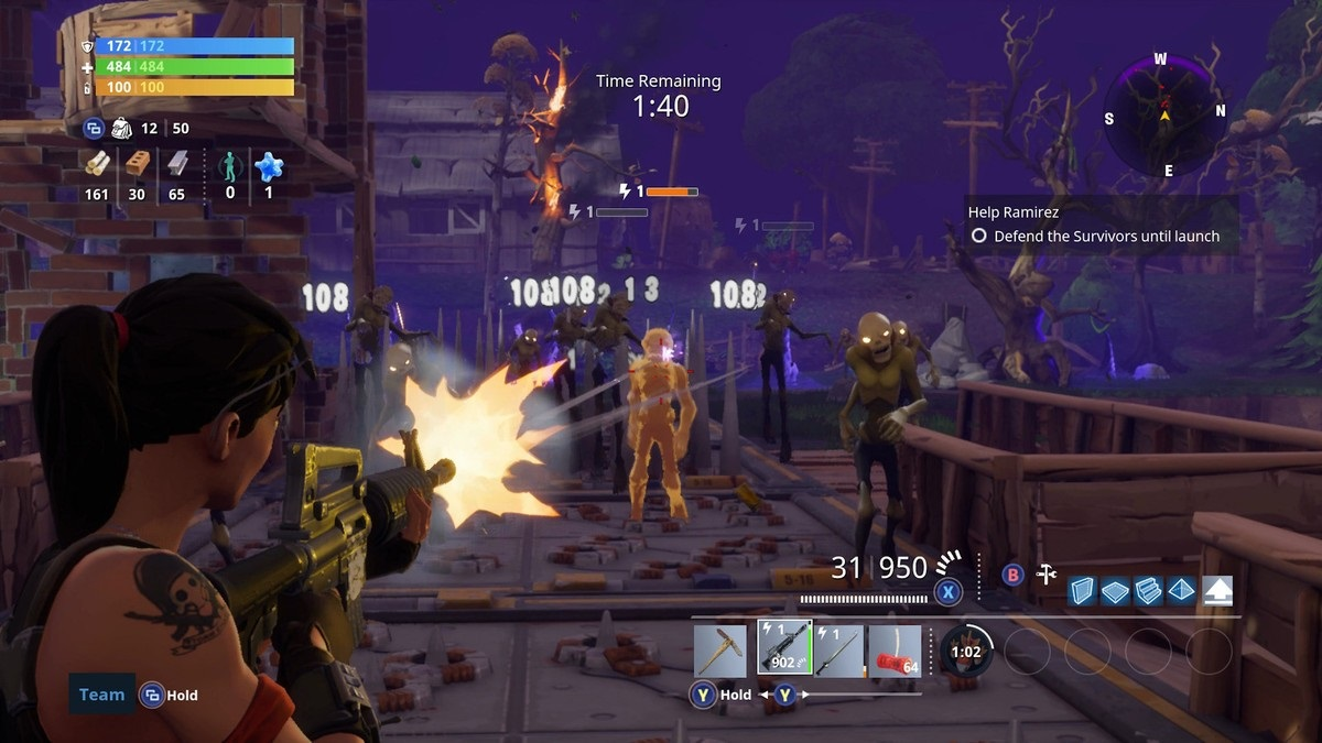 enlarge it s now apparent there s no technical reason why fortnite players on xbox one and ps4 can t play together - fortnite xbox sign in issue