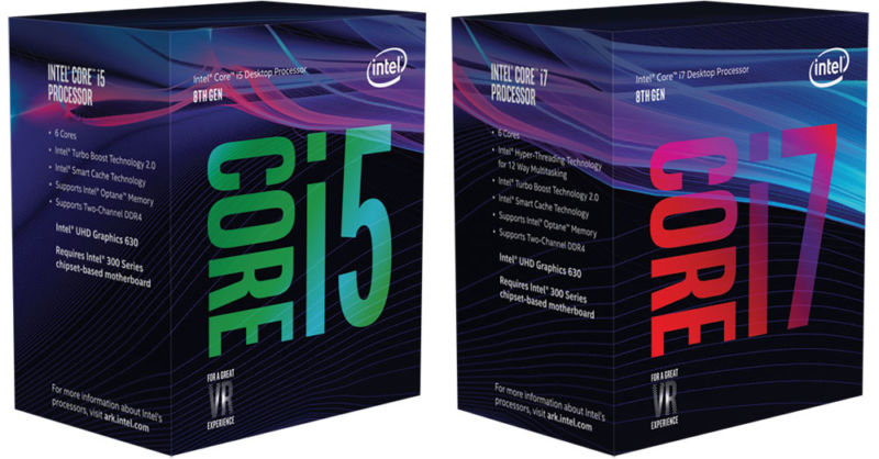 Alleged Intel i7-8700K Coffee Lake benchmarks leak online