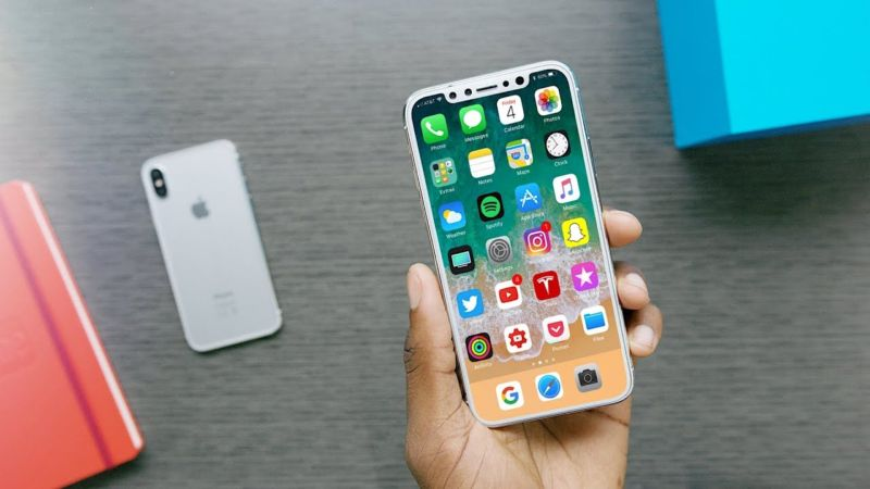 iPhone X: Software leak appears to confirm name, features, and specs