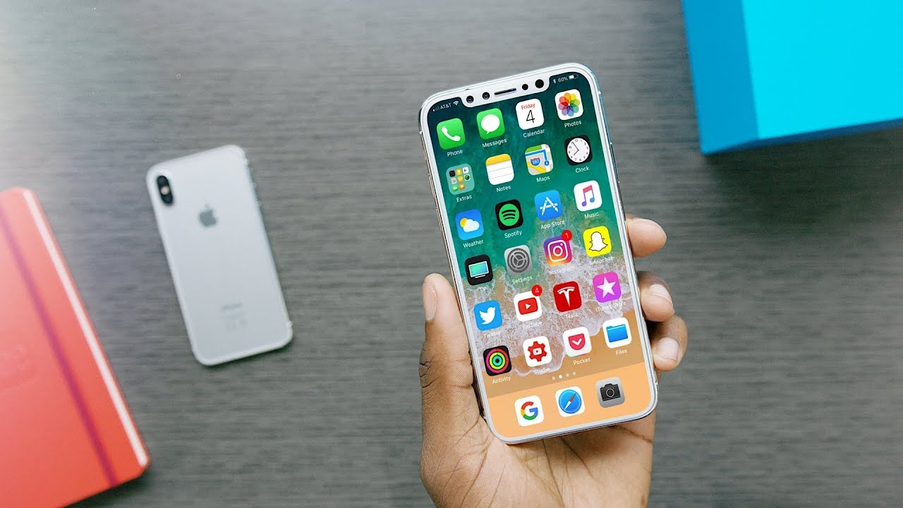 IPhone X Software Leak Appears To Confirm Name Features And