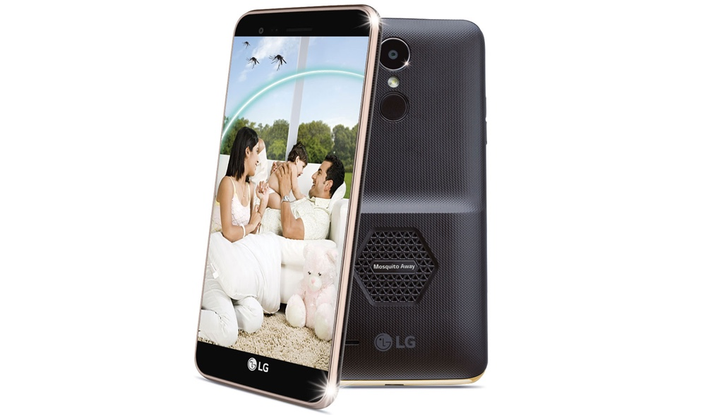 Lg Is Releasing A Mosquito Repellent Phone But It Probably Won T