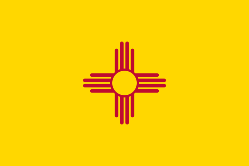 New Mexico, land of disenchantment.