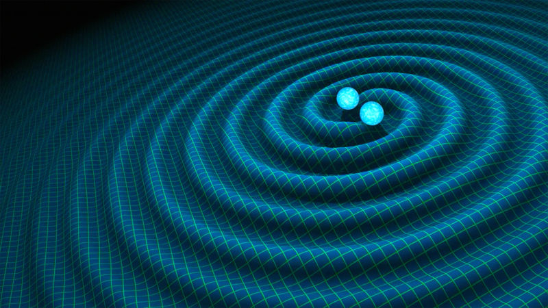 New gravitational wave detector almost immediately spots black hole merger