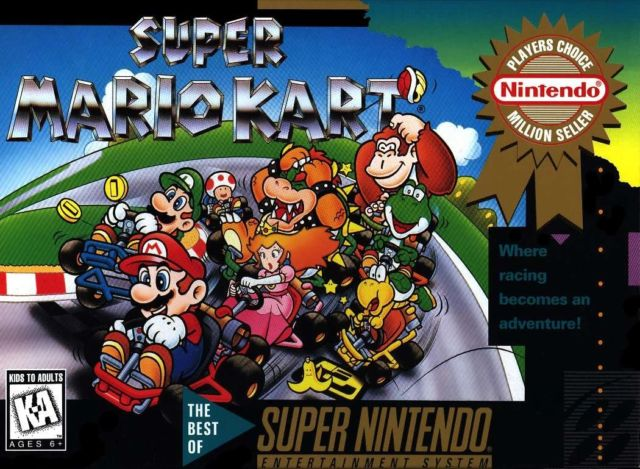 "Probably the only non-core game with ""Super Mario"" in the title."
