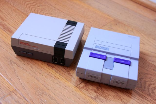 Everything you need to know about the Super NES Classic Edition